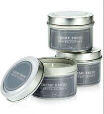 Lot de Vente en Gros 6 Mini Voyage Bougie Studio Hall Crème Parfum Frais Lil'