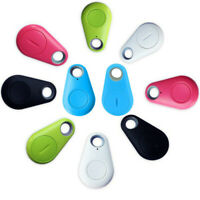 CUTE Smart Mini Waterproof Bluetooth Tracker for Pet Dog Cat Keys Wallet Bag Kid