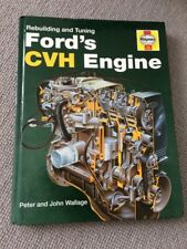 Peter Wallage REBUILDING & TUNING FORD'S CVH ENGINE hardback Haynes 1st ed  Rebu
