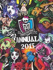 Monster High Annual 2015 (Annuals 2015),