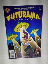 FUTURAMA COMICS (2000 Series) #54 Poster Inside Nice One