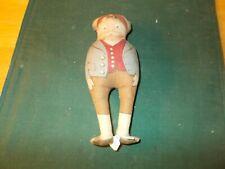 Copyright 1892 Palmer Cox Brownie Cloth Hard Stuffed Printed Fabric Cloth Doll