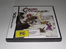 Chrono Trigger Nintendo DS 2DS 3DS Game Preloved Complete