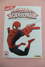 9.8 NM/M MINT ULTIMATE SPIDER-MAN # 1 WHITE COVER EURO VARIANT MARVEL UNIVERSE