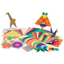 Nuevo De Origami & Kirigami plegado Kit 154 Papeles Tijeras instrucciones Alex