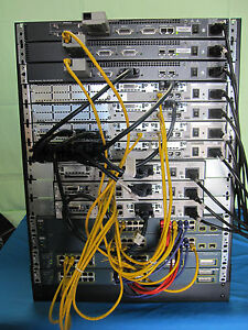 Cisco CCIE Study Lab Kit Exactly Matches INE v4.0 14U Rack #1 Best Seller