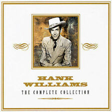 The Complete Collection by Hank Williams (CD, May-2005, Spectrum Music (UK))