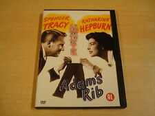 DVD / ADAM'S RIB ( SPENCER TRACY, KATHARINE HEPBURN... )
