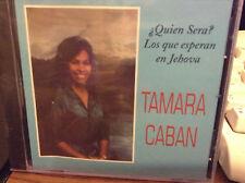 Los que esperan en Jehova  - Tamara Caban - CD
