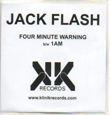 (563K) Jack Flash, Four Minute Warning / 1am - DJ CD