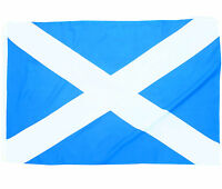 Fahne Schottland Querformat 90 x 150 cm schottische Hiss Flagge Nationalflagge