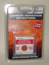 Nuevo detector de monóxido de carbono Uni com Parches Co2 Pack 2