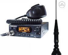 CB RADIO PRESIDENT TEDDY ASC Multi-standard + President Hawaii EXP Antenna