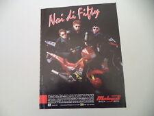 advertising Pubblicità 1993 MALAGUTI FIFTY TOP 50