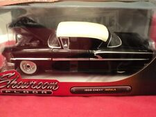 "Jada  1958 Chevrolet Impala w/continental kit  1:24 Scale NIB ""Showroom Floor"""
