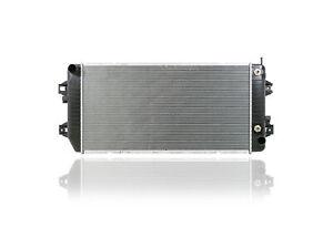 Radiator Koyorad For 2935 06-17 Chevrolet Express GMC Savana 8Cy 6.6 Diesel 2Row