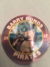 1991 7-11 SLURPEE COIN BARRY BONDS PITTSBURGH PIRATES