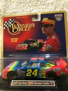 Jeff Gordon 1998 Winners Circle Dupont Chevrolet Monte Carlo 1:43 Scale Diecast