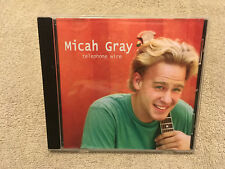 Micah Gray Telephone Wire Cd 04 Red Mule Playgraded