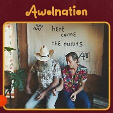 AWOLNATION - HERE COME THE RUNTS   CD NEW+