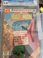 Batman #328 CGC 9.8