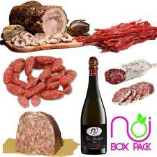 Pack CASTELLI ROMANI 6 Prodotti porchetta ariccia coppiette coppa salame