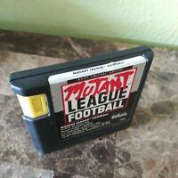 Rare Sega Genesis Mutant League Football