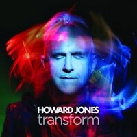 HOWARD JONES - TRANSFORM   CD NEU