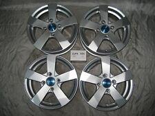 NEU Dezent TD Alufelgen Ford Fiesta / Focus / Ka  6Jx14 ET38 4x108  KBA:49290