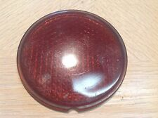 "LQQK!  RARE! Vintage 2-3/4"" PACKARD? early COMBO LIght lamp lens"
