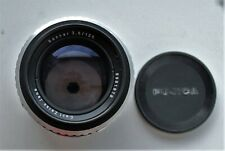 Sonnar  f 3,5/135mm Zebra Carl Zeiss Jena DDR Telephoto SLR Lens  M42 Zenit