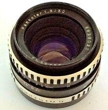 Carl Zeiss Aus Jena Pancolar 1.8/50 50mm f/1.8 Prime Camera Lens Fits M42 Mount