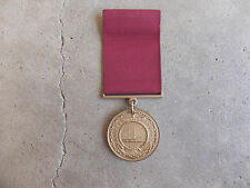 WWII 1945 US Navy Named Good Conduct Medal