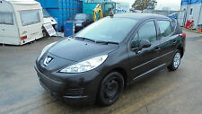 PEUGEOT  207 SW 1.6HDi  S DAMAGED REPAIRABLE SALVAGE