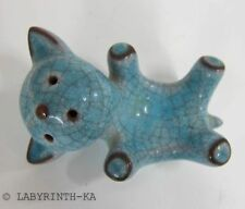 Karlsruher Majolika Keramiken für Katzen