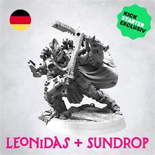 ●•• Lords of Hellas ••● VORVERKAUF ✩ LEONIDAS mit SUNDROP ✩ NEU & OVP! ✔ツ