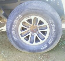 Pajero alloy rims only x5 can Freight oz wide