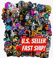 100 Lot Dragon Ball Z GT Laptop Wall PS4 XBOX Phone Decal Super Sticker Pack Set