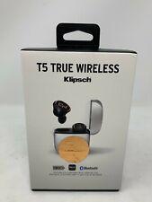 SEE NOTES Klipsch T5 True Wireless Earphones - True Wireless Earbuds
