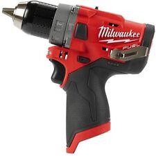 "Milwaukee 2504-20 M12 1/2""Hammer Drill GEN II Replaces 2404-20 FUEL Short line"
