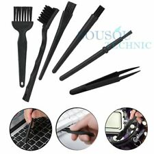 6 In 1 Portable Computer Keyboard Cleaner Brush Dust Cleaning Kit Tweezers Set