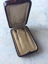 Earring Box 1920s Antique Jewellery Case