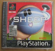 Videogame SHEEP Playstation 1 PS1 PSX PSONE NEW & SEALED SIGILLATO 1 print RARE!