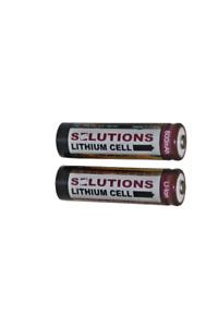 4 x Akku für Solithia Solarleuchten Litium Ionen 3,2V 600mAh AA Mignon Li-Ionen