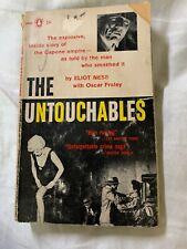 The Intouchables by Eliot Ness With Oscar Fraley