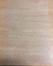 4 x A5 CLEAR Polypropylene Plastic Sheet 0.5mm Model Making, Art, Craft