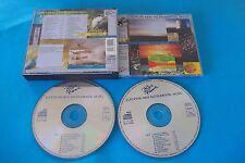 EUROPEAN NEW INSTRUMENTAL MUSIC 2 CD BOX  -TANGERINE DREAM-ENYA.. NUOVO
