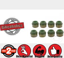 Athena Valve Stem Seal Kit - 8 Pcs for BMW Motorcycles