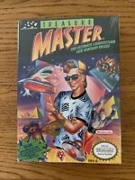 Treasure Master (Nintendo Entertainment System, 1991) BRAND NEW- SEALED