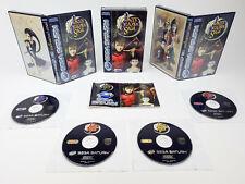 Sega Saturn *Panzer Dragoon Saga* Schuber, OVP und Anleitung #1